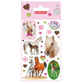 Herlitz Sticker PRETTY PETS Pferd